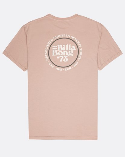 1 Cruiser T-Shirt Rosa L1SS25BIF8 Billabong