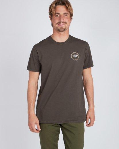 2 Cruiser T-Shirt Negro L1SS25BIF8 Billabong