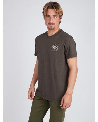 3 Cruiser T-Shirt Schwarz L1SS25BIF8 Billabong