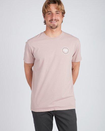 2 Cruiser T-Shirt Rosa L1SS25BIF8 Billabong