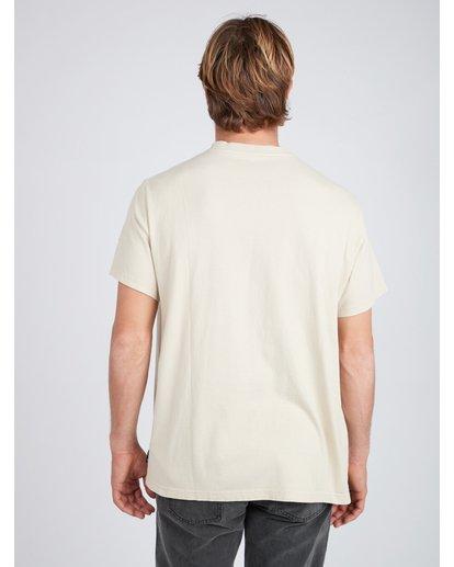 3 Rose Diamond T-Shirt Beige L1SS27BIF8 Billabong