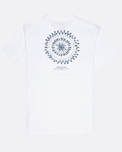 1 Barra T-Shirt Blanc L1SS29BIF8 Billabong