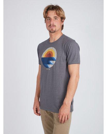 4 Rising T-Shirt Noir L1SS32BIF8 Billabong