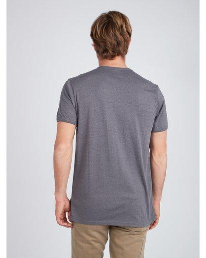 5 Rising T-Shirt Noir L1SS32BIF8 Billabong