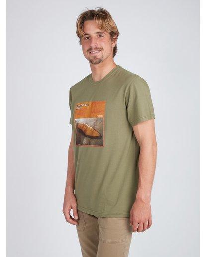 2 Flex Hull T-Shirt Camo L1SS35BIF8 Billabong