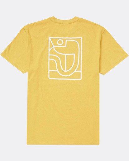 1 I Lost Game T-Shirt Silver L1SS37BIF8 Billabong