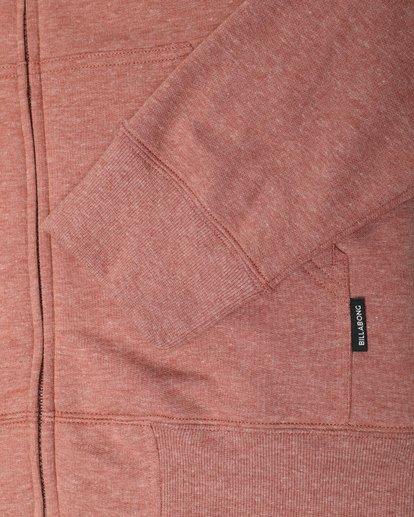 2 Wave Daze Zip Hoodie Vert L1ZH01BIF8 Billabong