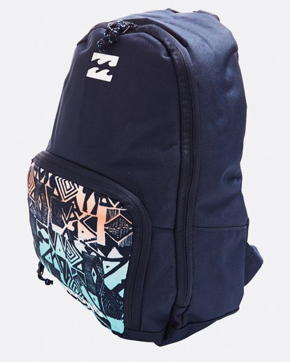 1 Boys Grom Backpack Bleu L2BP51BIMU Billabong
