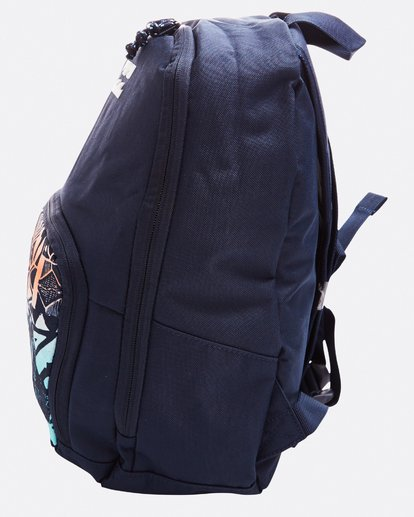 2 Boys Grom Backpack Bleu L2BP51BIMU Billabong