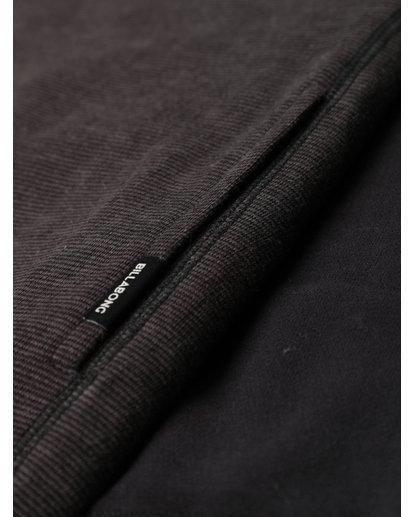 1 Boys All Day Crew Sweatshirt Noir L2FL02BIF8 Billabong
