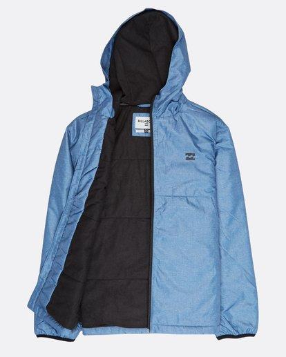 1 Boys Transport Jacket Blau L2JK01BIF8 Billabong