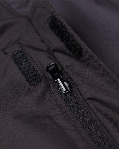 3 Boys Boundary Shell Jacket Noir L2JK04BIF8 Billabong