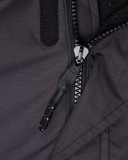 5 Boys Boundary Shell Jacket Noir L2JK04BIF8 Billabong