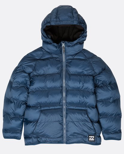 0 Boys Mitchell Jacket Bleu L2JK06BIF8 Billabong