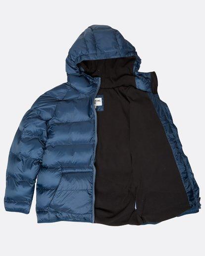 1 Boys Mitchell Jacket Bleu L2JK06BIF8 Billabong