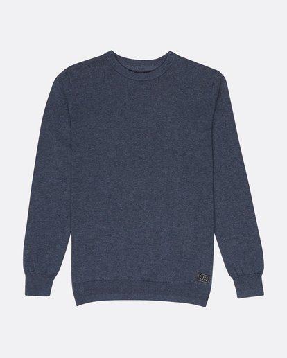 0 Boys All Day Sweatshirt Bleu L2JP01BIF8 Billabong