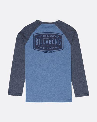 1 Boys Access T-Shirt Bleu L2LS05BIF8 Billabong