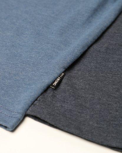 2 Boys Access T-Shirt Bleu L2LS05BIF8 Billabong