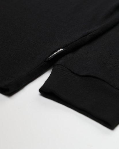 1 Boys Guardiant T-Shirt Noir L2LS06BIF8 Billabong