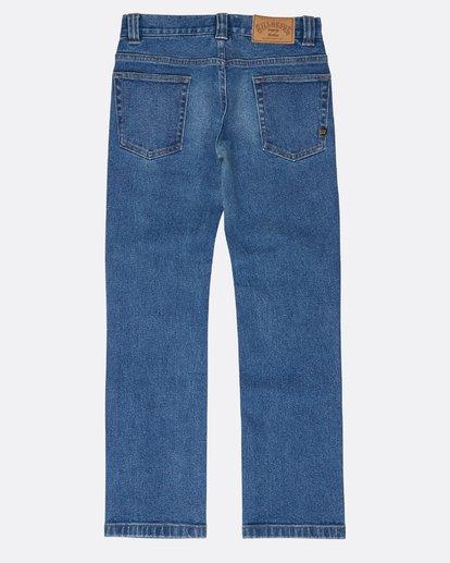 1 Boys Outsider Jeans Bleu L2PN02BIF8 Billabong