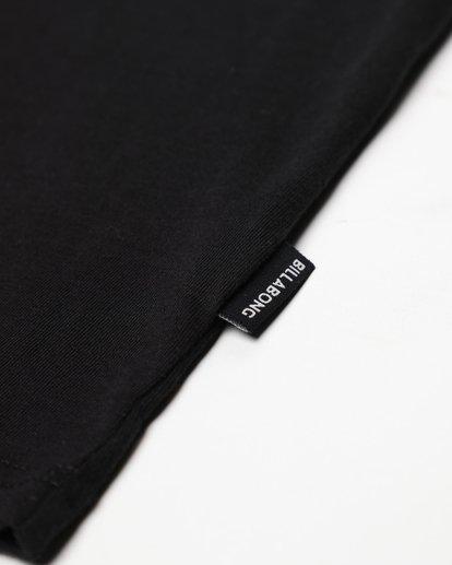 1 Boys Inversed T-Shirt Noir L2SS03BIF8 Billabong