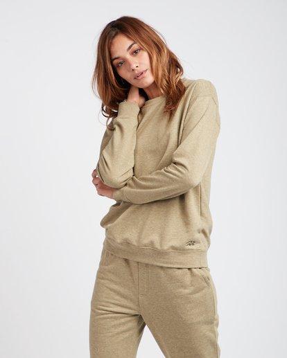 1 Essential Loose Fit Crewneck Sweatshirt  L3CR01BIF8 Billabong