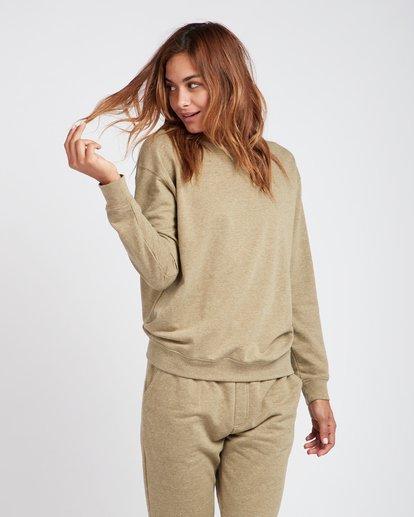 2 Essential Loose Fit Crewneck Sweatshirt  L3CR01BIF8 Billabong