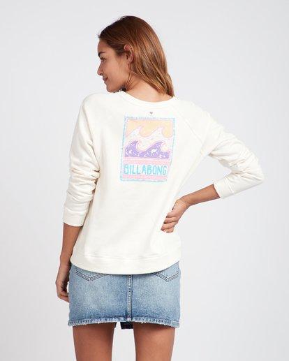 1 Sea Breeze Raglan Sleeves Sweatshirt  L3CR07BIF8 Billabong