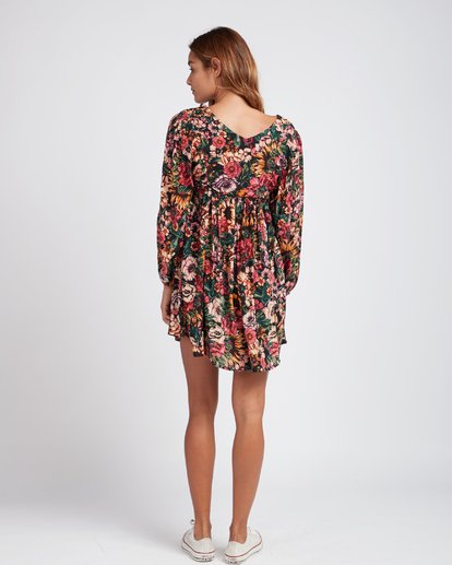 4 Beach Craze Mini Dress  L3DR09BIF8 Billabong