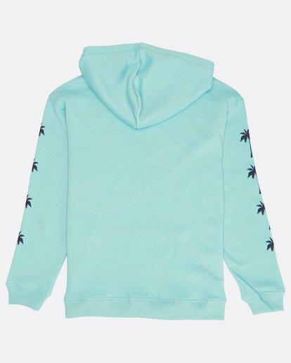 1 Windy Palm 2 Hoodie Bleu L3HO03BIMU Billabong