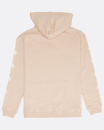 1 Windy Palm 2 Hoodie Beige L3HO03BIMU Billabong
