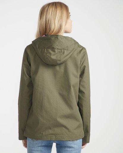 2 Essential Regular Fit Sporty Jacket Vert L3JK04BIF8 Billabong