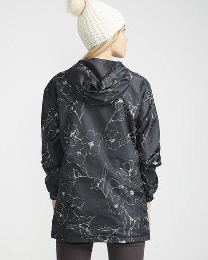 3 Essential Parka Jacket Noir L3JK13BIMU Billabong