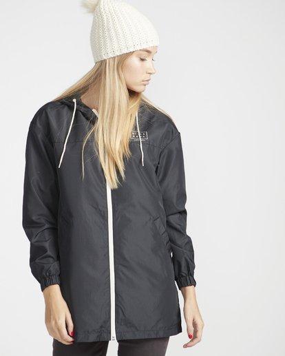 5 Essential Parka Jacket Noir L3JK13BIMU Billabong