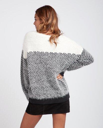 1 Cold Escape Jacquard Sweater  L3JP02BIF8 Billabong