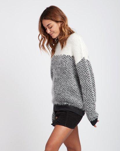 2 Cold Escape Jacquard Sweater  L3JP02BIF8 Billabong