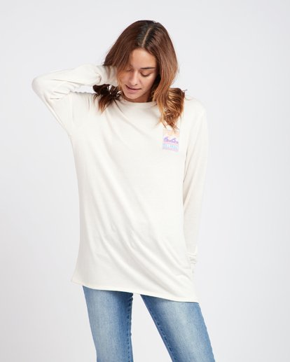 2 Choose Life Soft Long Sleeve T-Shirt  L3LS03BIF8 Billabong