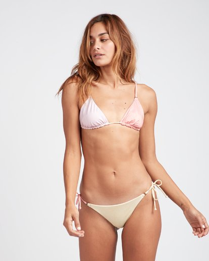 2 Sea Trip Reversible Side Tie Bikini Bottom  L3SB08BIF8 Billabong