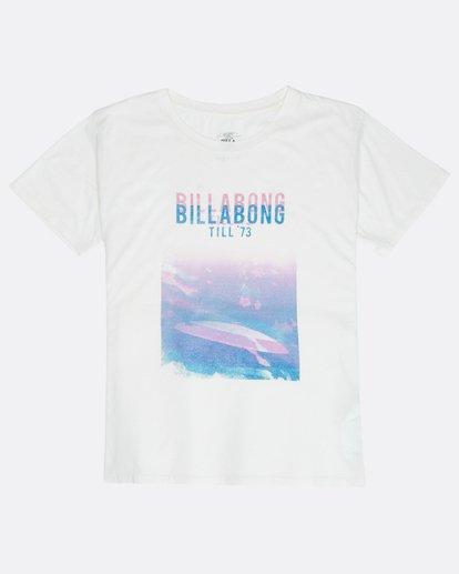 0 Bad Water Boyfriend Fit T-Shirt Beige L3SS03BIF8 Billabong