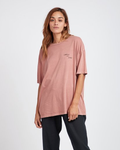 0 Chill All Day Boyfriend T-Shirt  L3SS14BIF8 Billabong