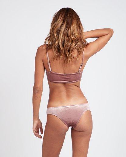 1 Fool4U Bandeau Bikini Top Violeta L3ST04BIF8 Billabong