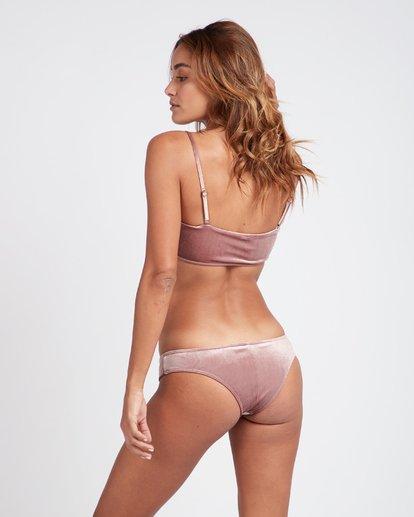 2 Fool4U Bandeau Bikini Top Violeta L3ST04BIF8 Billabong
