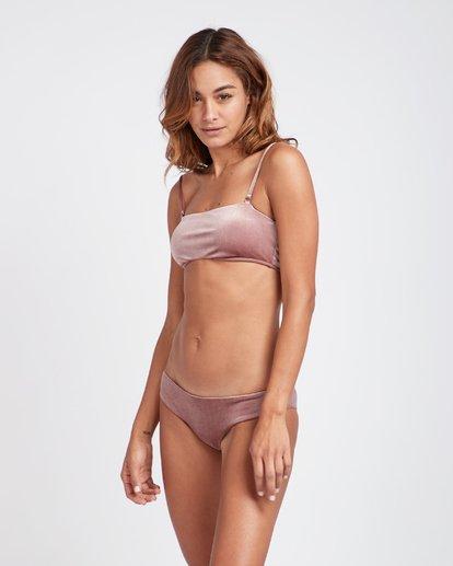 3 Fool4U Bandeau Bikini Top Violeta L3ST04BIF8 Billabong