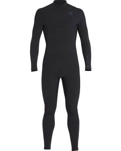 7 3/2 Furnace Carbon Comp Zipperless Wetsuit Schwarz L43M03BIF8 Billabong