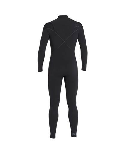 9 3/2 Furnace Carbon Comp Zipperless Wetsuit Schwarz L43M03BIF8 Billabong