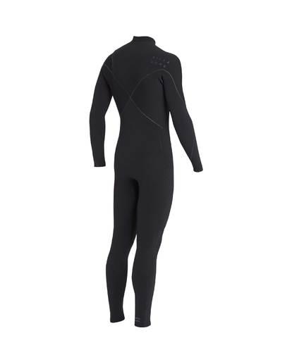 10 3/2 Furnace Carbon Comp Zipperless Wetsuit Schwarz L43M03BIF8 Billabong