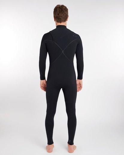 2 3/2 Furnace Carbon Comp Zipperless Wetsuit Schwarz L43M03BIF8 Billabong