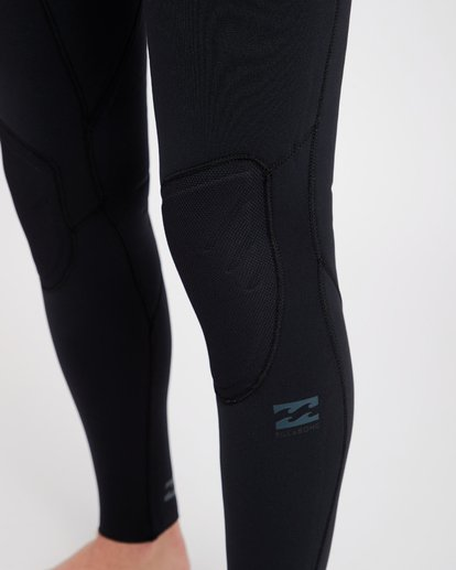 5 3/2 Furnace Carbon Comp Zipperless Wetsuit Schwarz L43M03BIF8 Billabong