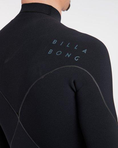 6 3/2 Furnace Carbon Comp Zipperless Wetsuit Schwarz L43M03BIF8 Billabong