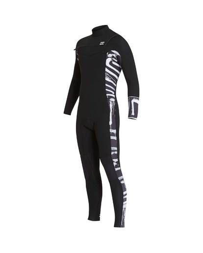 2 3/2 Furnace Revolution Chest Zip Long Sleeves Wetsuit Schwarz L43M06BIF8 Billabong